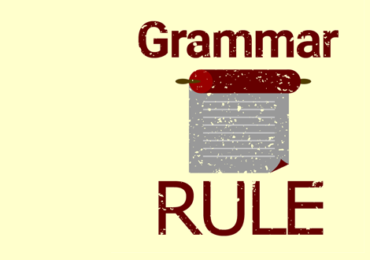 grammar rule write well right now